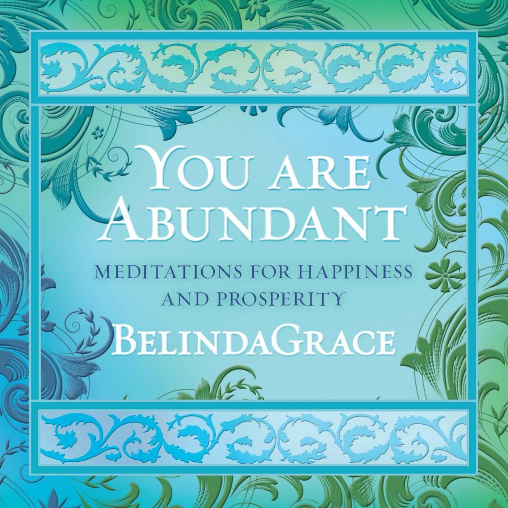 You are Abundant - Audio CD
