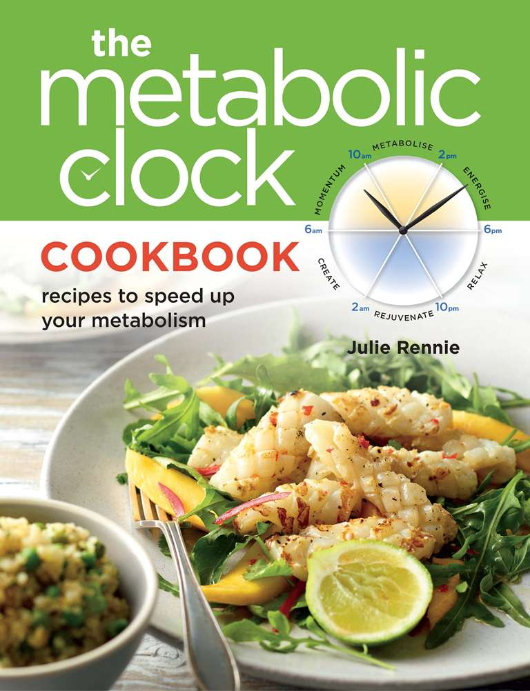 Metabolic Clock Cookbook