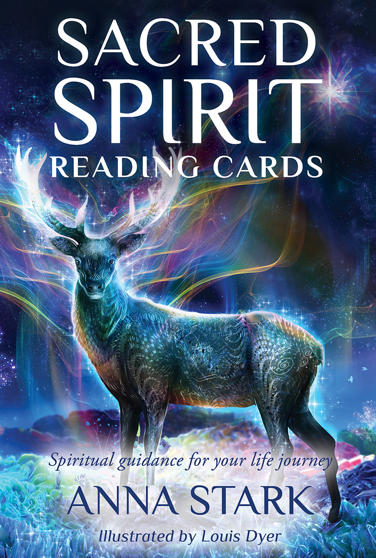Sacred Spirit Reading Cards