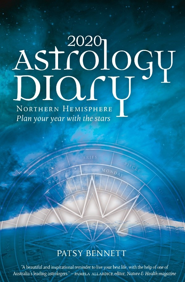 2020 Astrology Diary Mini - Northern Hemisphere
