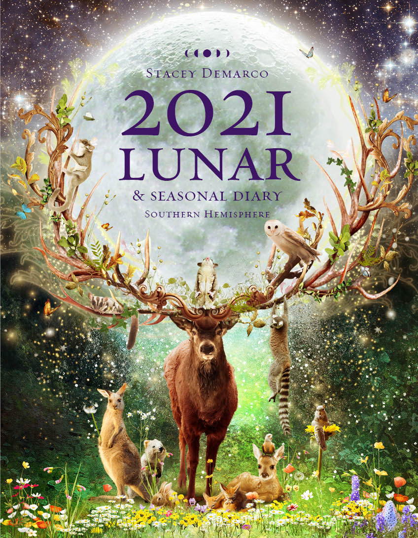 2021 Lunar and Seasonal Diary - Southern Hemisphere