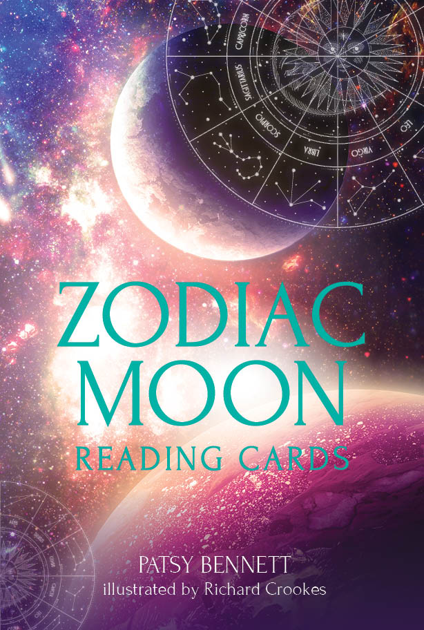 Zodiac Moon Reading Cards