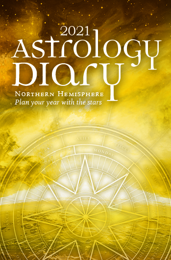2021 Astrology Diary -  Northern Hemisphere