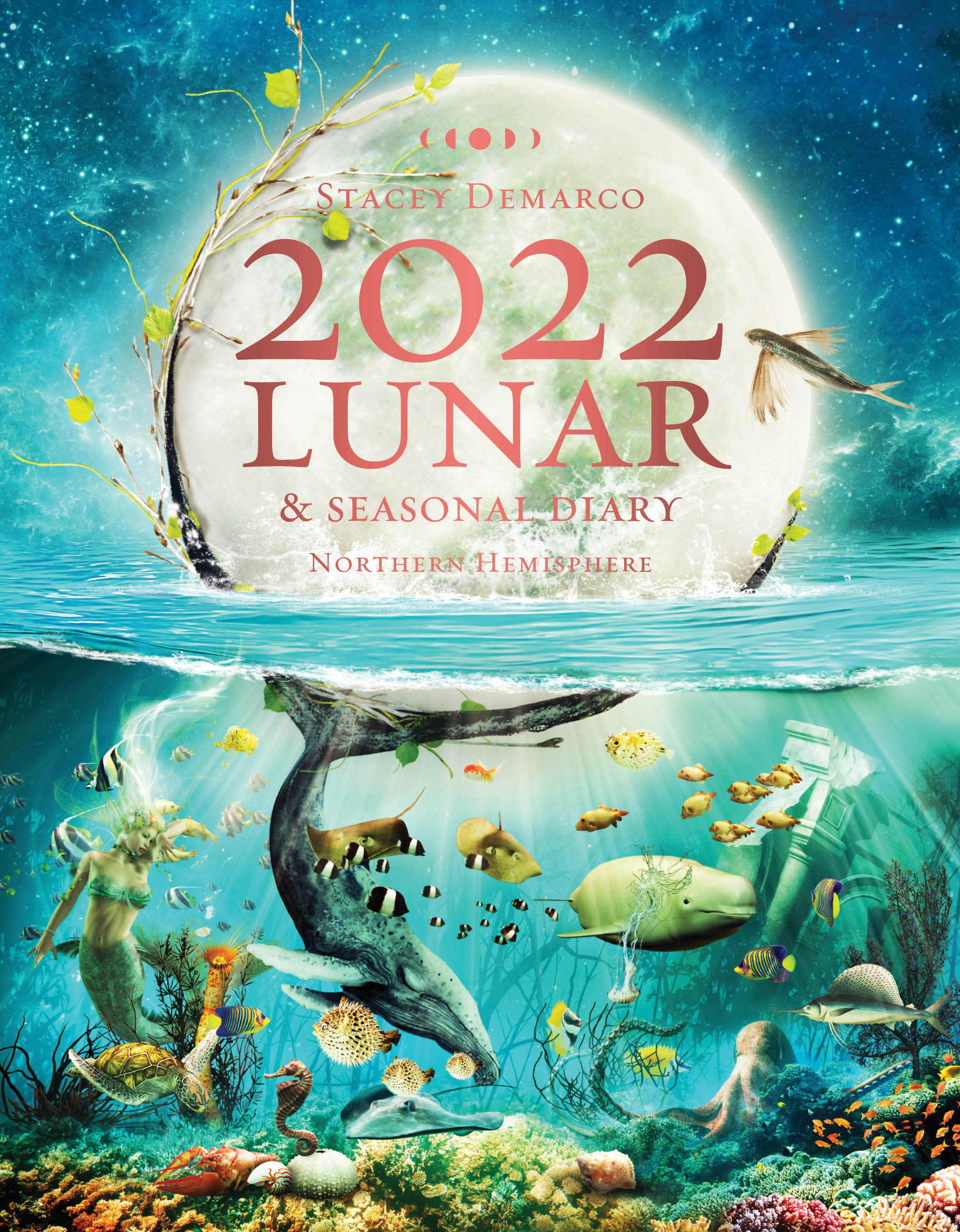 2022 Lunar and Seasonal Diary- Northern Hemisphere