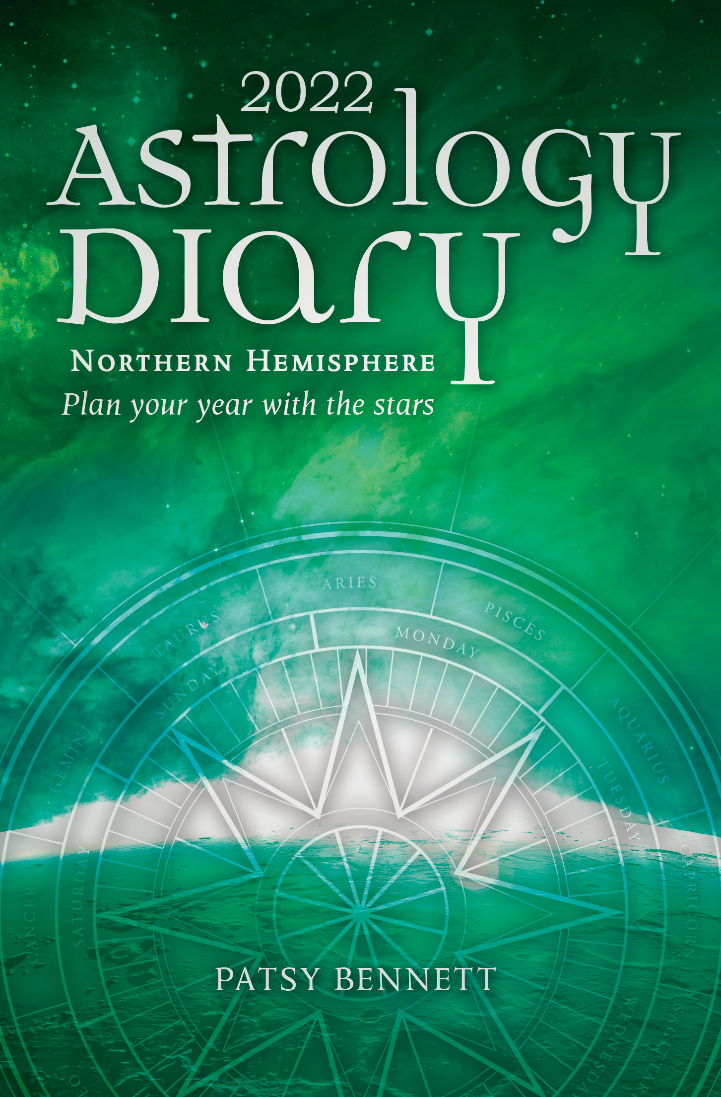 2022 Astrology Diary -  Northern Hemisphere