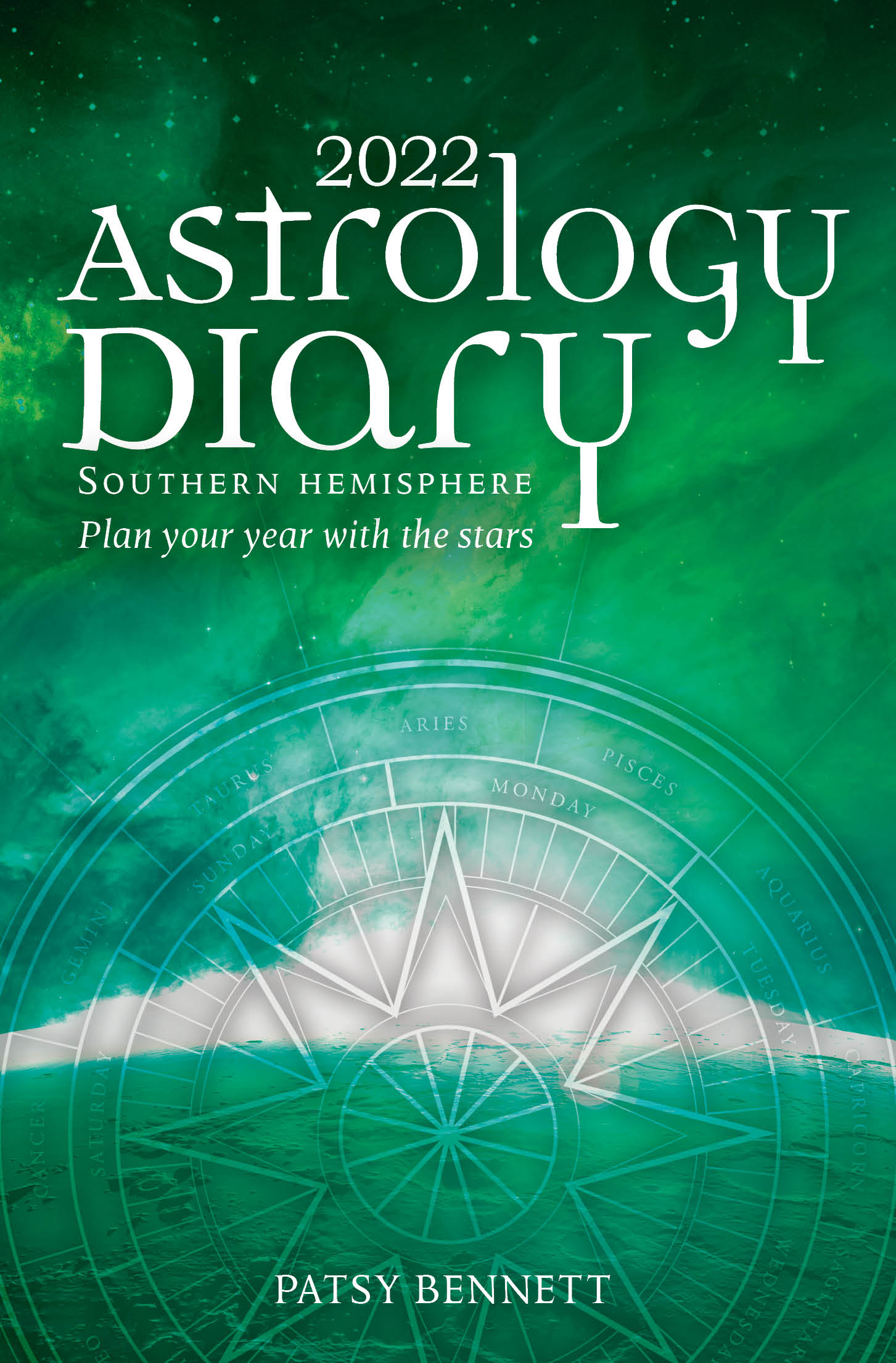 2022 Astrology Diary -  Southern Hemisphere
