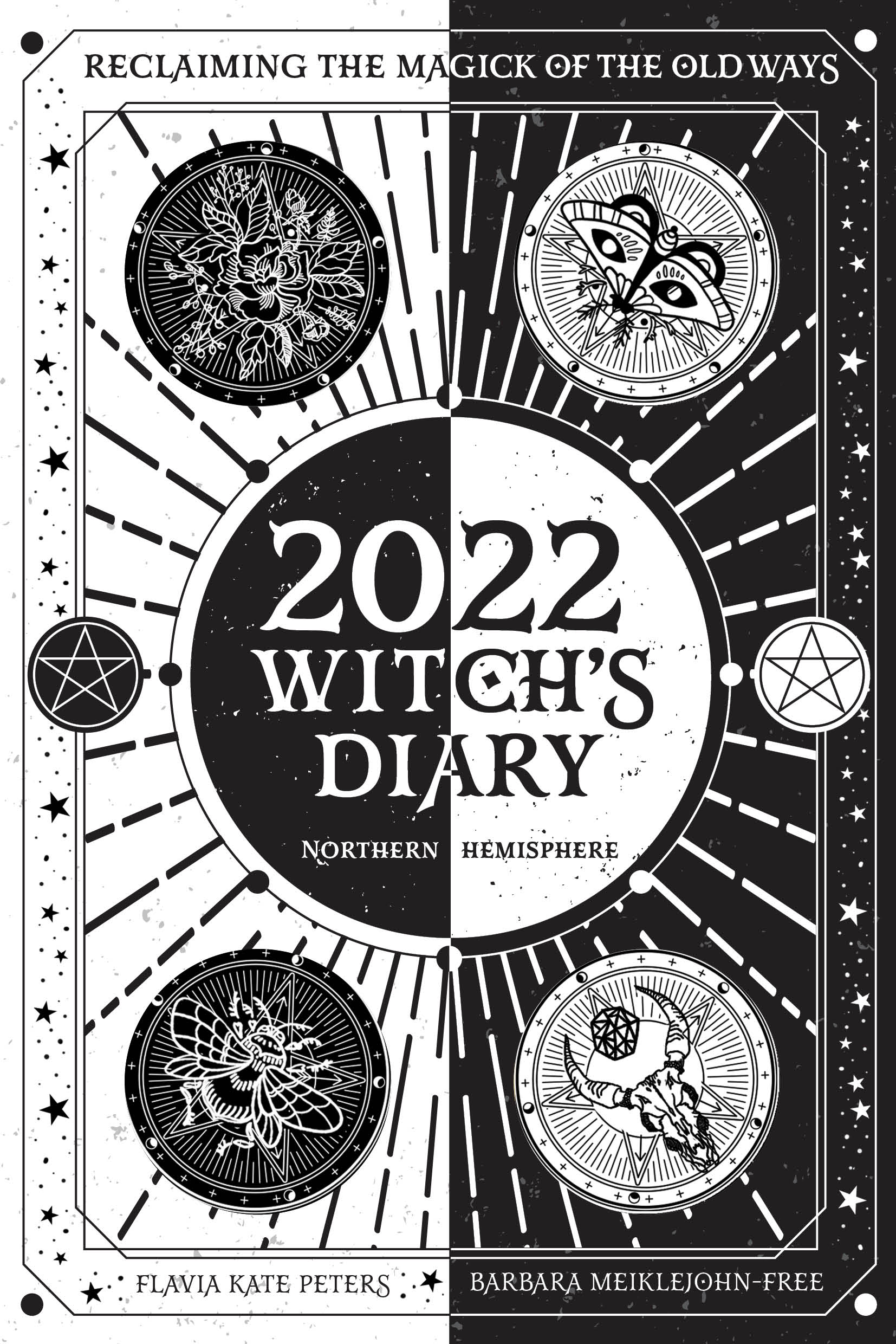 2022 Witch's Diary- Northern Hemisphere