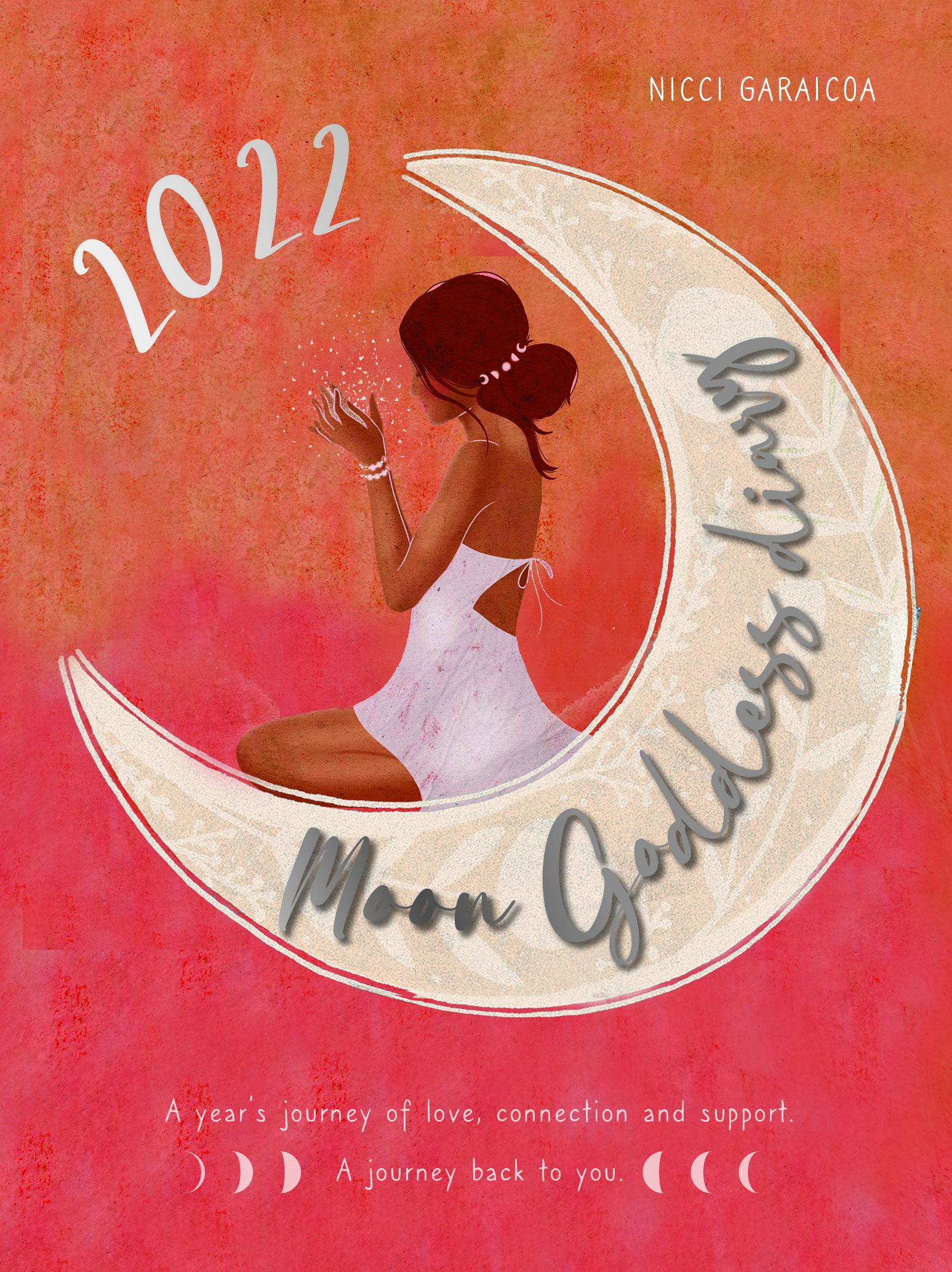 2022 Moon Goddess Diary